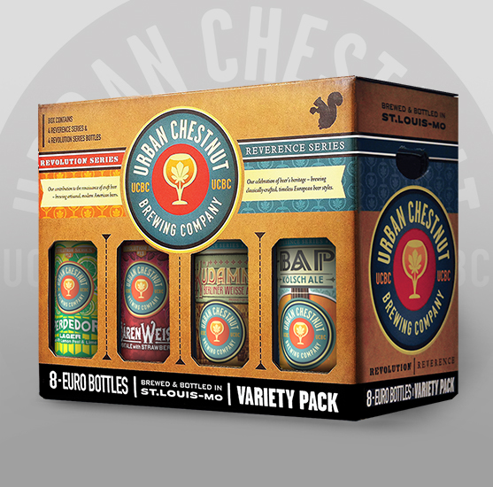 MMMM... Urban Chestnut Beer MMMM... Sweet-Tart Pack... MMMM...Beer