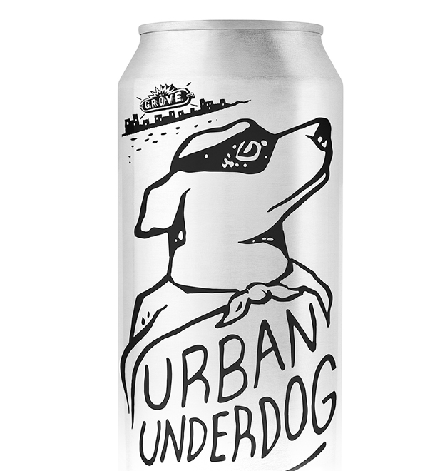 Urban Underdog– A beer designed specifically for St. Louis.