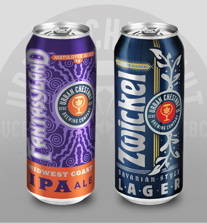 Urban Chestnut Cans